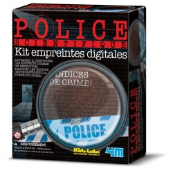 Kit empreintes digitales
