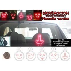 Drivemocion exprimez vos émotions en voiture V2