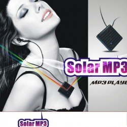 MP3 solaire 1Go