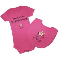 Set de naissance Princesse Rebelle