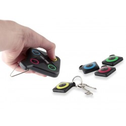 Porte-clé alarme anti perte SmartFinder 4 en 1