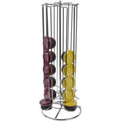 Distributeur de capsules nespresso tower funstuff et compagnie - Distributeur capsule dolce gusto ...