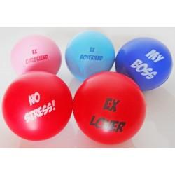 Balle ronde anti-stress