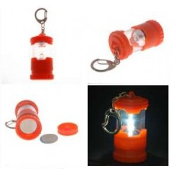 Porte-clé lanterne