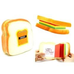 Bloc note sandwich