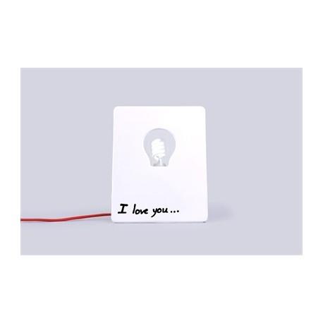 Drawlamp la lampe personnalisable