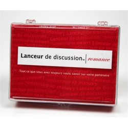 Lanceur de discussion Romance