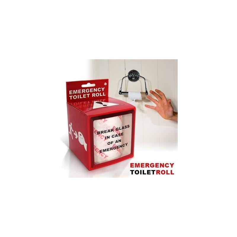 rouleau papier toilette d 39 urgence funstuff et compagnie. Black Bedroom Furniture Sets. Home Design Ideas