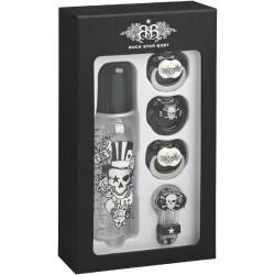 Coffret cadeau Rock Star Baby Tattoo Pirate
