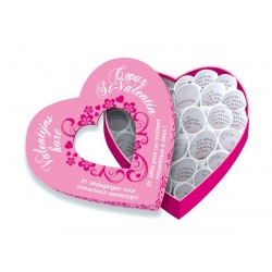 Mini Corps à coeur Saint-Valentin