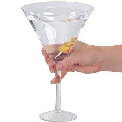 Verre à Martini géant