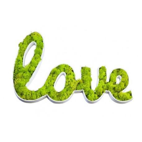 City déco patch Love Flowerbox